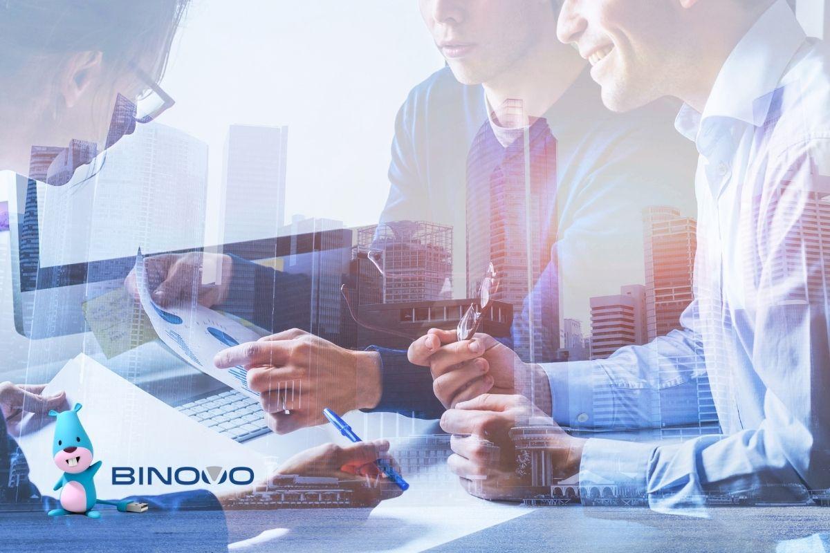 Fases clave en la implantación de un ERP | Binovo | El blog de Kis